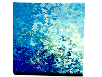 Monet Series 10x10cm Ceramic Tiles - No. 3 (HM)