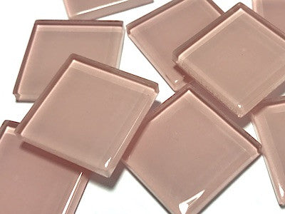 Skin Toned Glass Mosaic Tiles 2.5cm - No. 1
