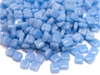 Pale Blue 8mm Glass Tiles