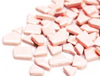 pink ceramic puzzle pieces