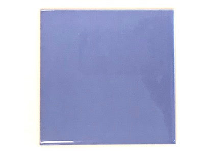 Purple Ceramic Tiles 10x10cm No. 8 (HM)