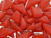 Red Crystal Glass Mosaic Tiles Irregular (I9)