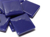 Royal Blue Gloss Glass Tiles 2.5cm