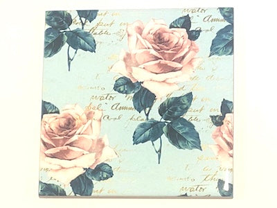 Shabby Chic 10x10cm Ceramic Tiles - No. 23 (HM)
