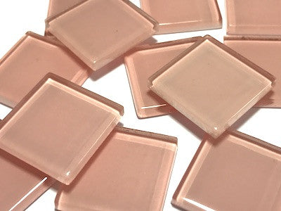 Skin Toned Glass Mosaic Tiles 2.5cm - No. 4