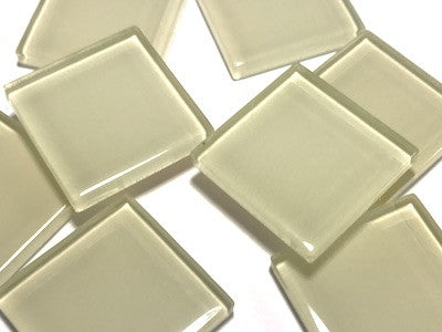 Skin Toned Glass Mosaic Tiles 2.5cm - No. 5