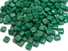 Spruce Green 8mm glass tiles