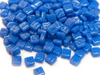 True Blue 8mm Glass Tiles