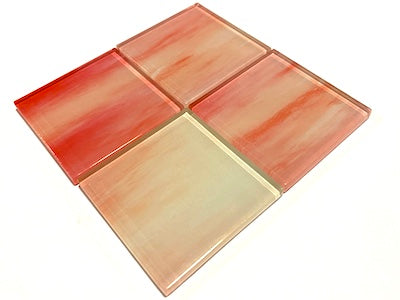 Watercolour Glass Mosaic Tiles 5cm - No. 13 (HM)