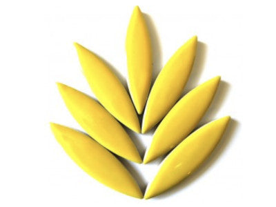 XL Yellow Ceramic Petals