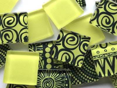 Handmade Colour Mix - Bright Yellow