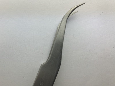 fine stainless tweezers