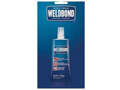 Weldbond adhesive for mosaic craft 60ml