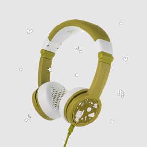 Headphones - Green