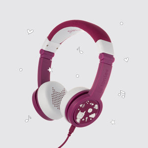 Headphones - Berry