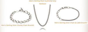 Mens Sterling Silver Chain – The Perfect Gift For The Groom