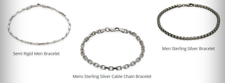 Sterling Silver Mens Bracelet 925 – A Guide To 925 Sterling Silver Jewellery