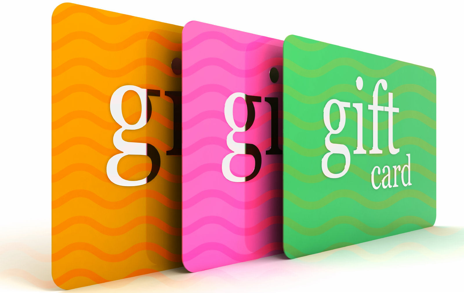 Gift Cards available at Rainbow Nation