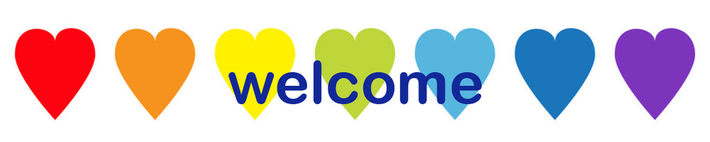 Rainbow Nation Welcome image - Hearts