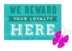 Rainbow VIP's rewarding your loyalty