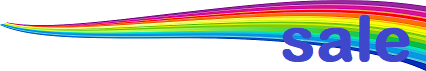 Sale Logo - Rainbow Nation