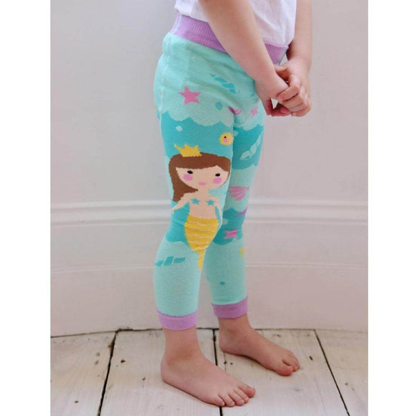 Mermaid Knitted Leggings