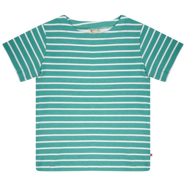 Building Block T-Shirt - Aqua Green