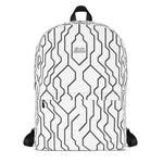 Adam Gilbert Signature Tour Backpack - White