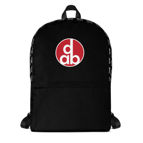NEW! DAB TOUR BACKPACK