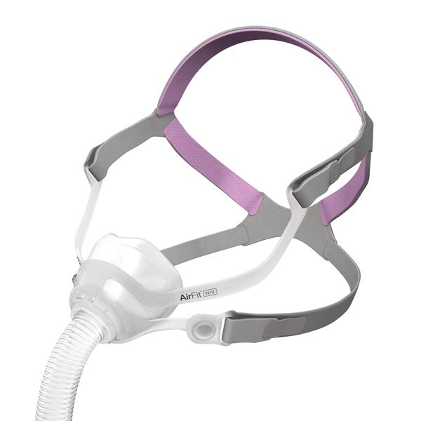 AirFit™ N10 for Her complete nasal mask system