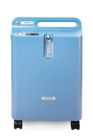 EverFlo 5L Stationary Oxygen Concentrator - Front view