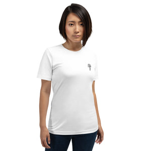 Independent Women Logo T-Shirt │white 👕 T-Shirt │ 𝓘𝓷𝓭𝓮𝓹𝓮𝓷𝓭𝓮𝓷𝓽 𝓦𝓸𝓶𝓮𝓷 𝓢𝓽𝔂𝓵𝓮