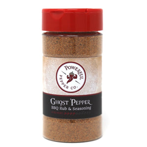The Ghost Chili BBQ Rub Seasoning Mix