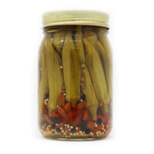 Load image into Gallery viewer, HOT Pickled Okra