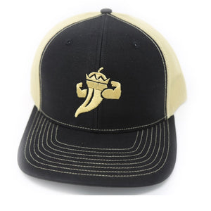 Powerful Pepper Hat Gold