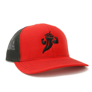 Powerful Pepper Hat Red