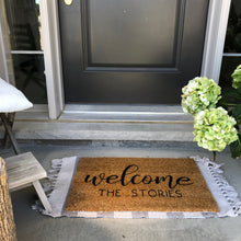 Load image into Gallery viewer, Custom Door Mat