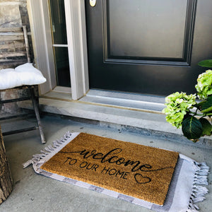 Custom Door Mat