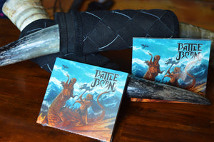 Battle Born CD Digipak