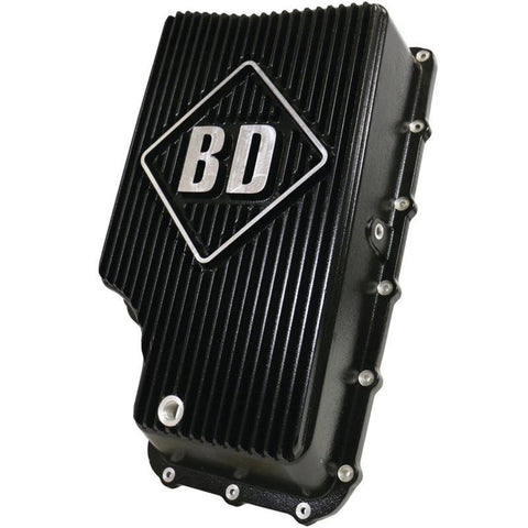 BD-POWER 1061720 DEEP SUMP 6R140 TRANSMISSION PAN 2011-2019 FORD 6.7L POWERSTROKE (EQUIPPED WITH 6R140 TRANSMISSION)