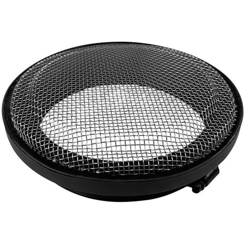 "S&B FILTERS 5"" TURBO SCREEN WITH STAINLESS STEEL MESH & CLAMP UNIVERSAL - FOR 5"" TURBO INLET"