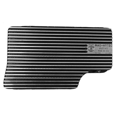 MAG-HYTEC F6R140 TRANSMISSION PAN 2011-2019 FORD SUPER DUTY (EQUIPPED WITH 6R140 TRANSMISSION)