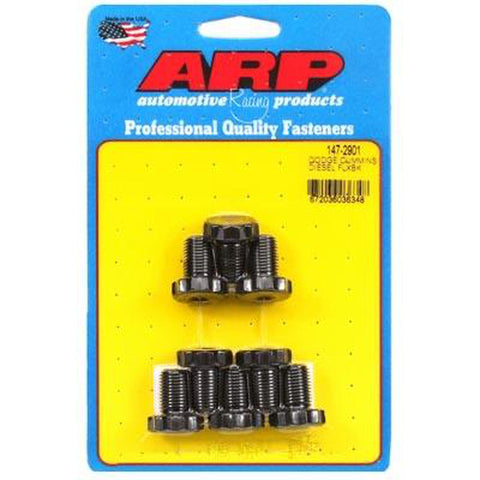 ARP 147-2901 FLEX PLATE BOLT KIT 1989-2007 DODGE 5.9L CUMMINS-XDP-Full Send Diesel