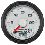 AUTO METER FACTORY MATCHED FUEL RAIL PRESSURE GAUGE 8586 2003-2007 DODGE 5.9L CUMMINS-XDP-Full Send Diesel