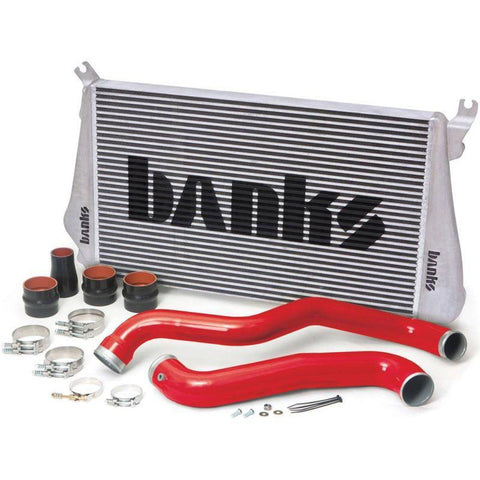 BANKS POWER 25988 TECHNI-COOLER INTERCOOLER SYSTEM 2013-2016 GM 6.6L DURAMAX LML-XDP-Full Send Diesel