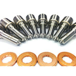 DDP LMM-75NZ 75HP INJECTOR NOZZLE SET (30% OVER) 2007.5-2010 GM 6.6L DURAMAX LMM-XDP-Full Send Diesel