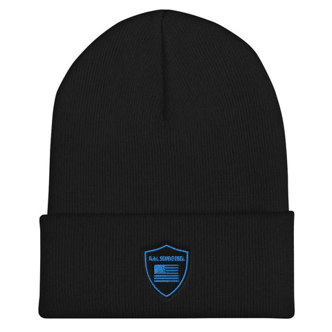 "FSD ""Badge"" Beanie-Full Send Diesel-Full Send Diesel"