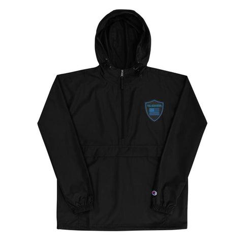 "FSD ""Badge"" Windbreaker-Full Send Diesel-Full Send Diesel"