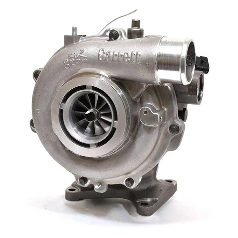 GARRETT 848212-5001S STOCK REPLACEMENT TURBOCHARGER 2004.5-2010 GM 6.6L DURAMAX LLY/LBZ/LMM (LLY REQUIRES ADAPTER)-XDP-Full Send Diesel