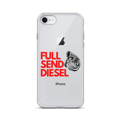"FSD ""Spoolin"" iPhone Case"